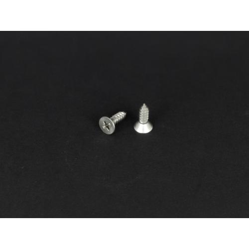 Rozsdamentes süllyesztettfejű kereszthornyú lemezcsavar  (DIN7982, 3,5x, 13mm, A2)