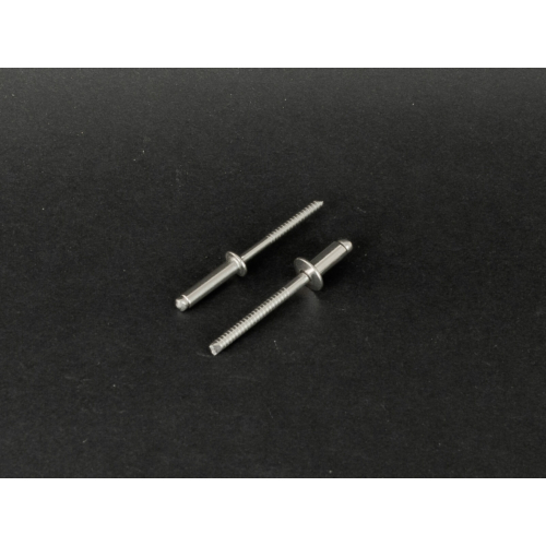 Rozsdamentes popszegecs nyitott  (DIN7337, A2, 4x, 10mm)