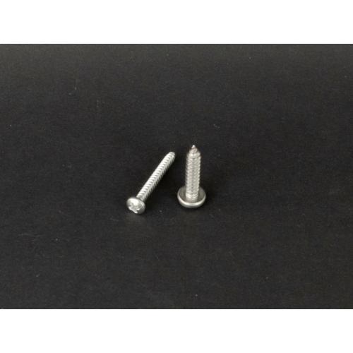 Rozsdamentes D-fejű  kereszthornyú lemezcsavar  (DIN7981, 6,3x, 25mm, A2)