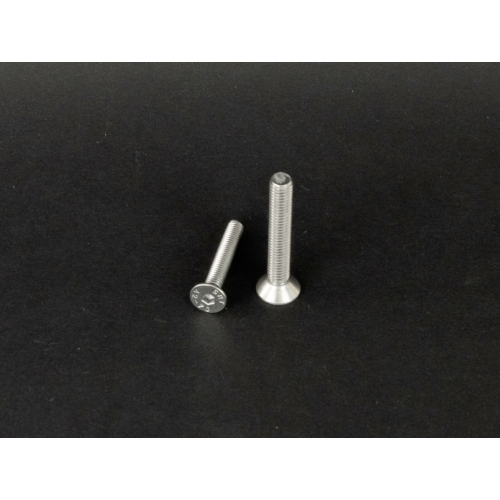 Rozsdamentes süllyesztettfejű belsőkulcsnyílású csavar  (DIN7991, M4x, 30mm, A2)