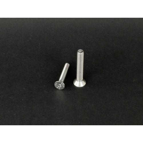 Din 7991Süllyesztettfejű belsőkulcsnyílású csavar rozsdamentes (DIN7991, M4x, 20mm, A2)