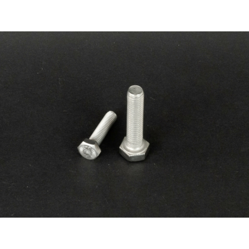 Rozsdamentes hatlapfejű tövigmenetes csavar  (DIN933, M10x, 65mm, A2)