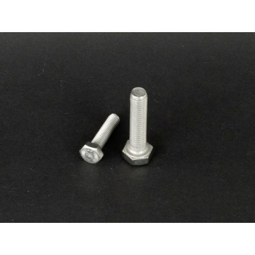 Rozsdamentes hatlapfejű tövigmenetes csavar  (DIN933, M6x, 12mm, A2)