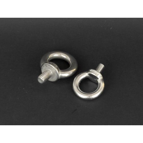 Rozsdamentes gyűrűs csavar  (DIN580, M10x, 17mm, A2)