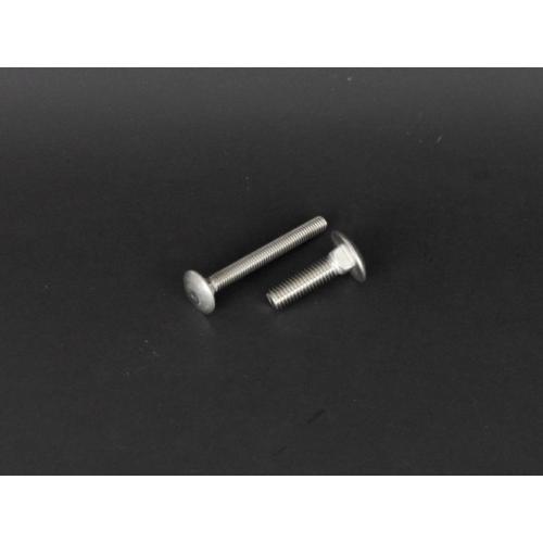 Rozsdamentes kapupántcsavar  (DIN603, M6x, 80mm, A2)